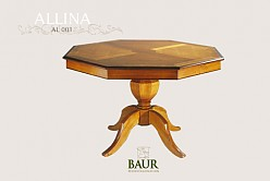 solid wood table Allina