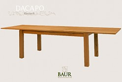 Dacapo solid wood table