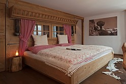Country house style hotel room