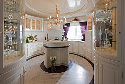 White country house kitchen