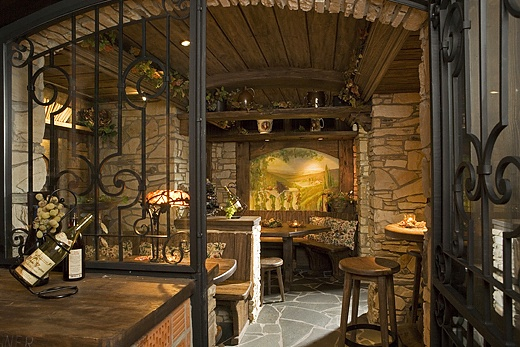 Baur Wohnfaszination wine cellar interior baur wohnfaszination