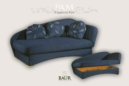 Baur Wohnfaszination sofa sleeper for guestrooms baur wohnfaszination