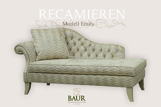 exclusive chaises longues baur wohnfaszination. Black Bedroom Furniture Sets. Home Design Ideas