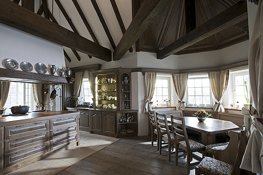 rustic style dining room | baur wohnfaszination, Hause ideen