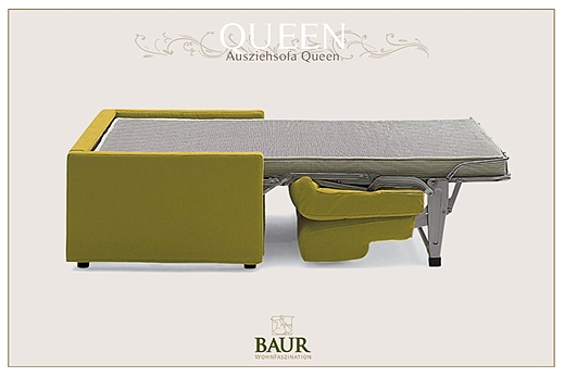 sofa sleeper for hotels baur wohnfaszination. Black Bedroom Furniture Sets. Home Design Ideas