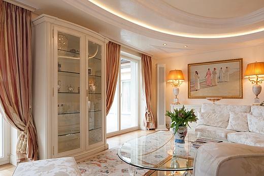 exclusive living room baur wohnfaszination. Black Bedroom Furniture Sets. Home Design Ideas