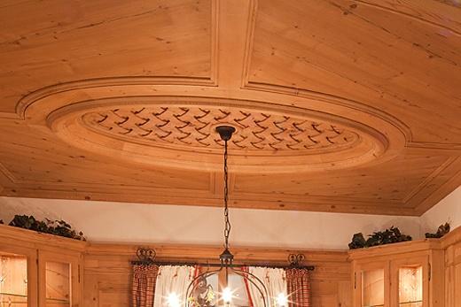 Baur Wohnfaszination parlour in country house style baur wohnfaszination