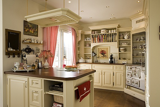 English Country House Style Kitchen BAUR WohnFaszination