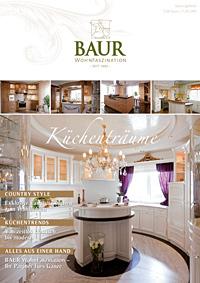 brochures furnishings booklets baur wohnfaszination. Black Bedroom Furniture Sets. Home Design Ideas